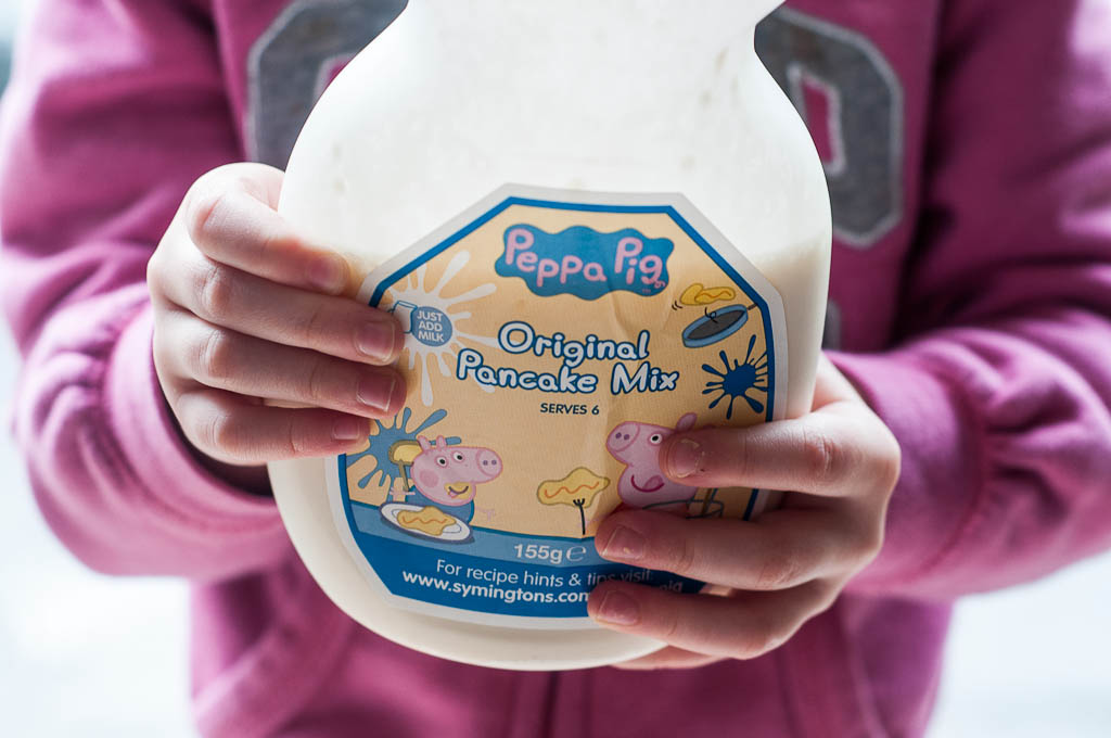 Peppa Pix Pancake Mix