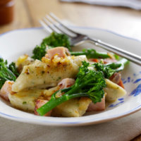 Kopytka – Polish Gnocchi for Tenderstem ®