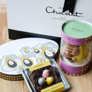 Review: Hotel Chocolat Easter 2014 Range