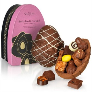 Giveaway: Hotel Chocolat Extra Thick Easter Egg