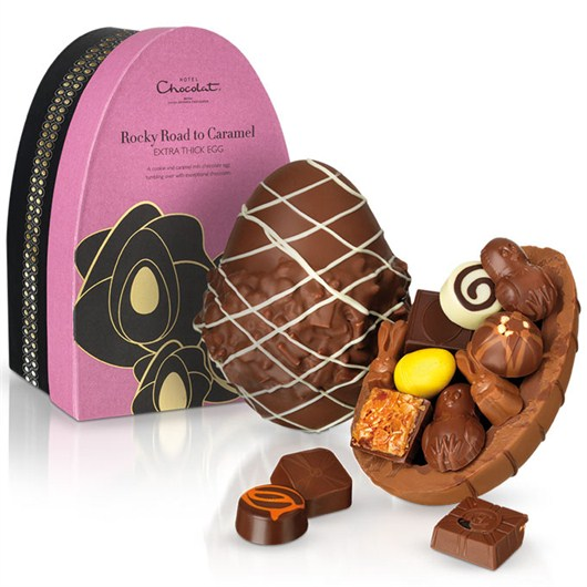 Giveaway: Hotel Chocolat Extra Thick Easter Egg - Ren Behan Food