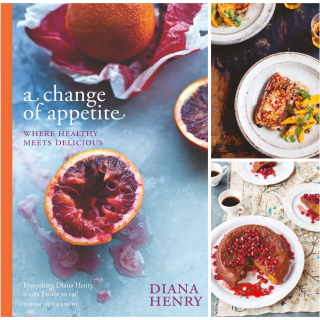 Review: A Change of Appetite by Diana Henry