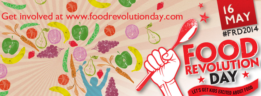 Food Revolution Day 2014