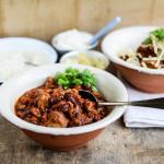 Pork Chilli