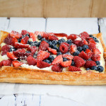 Summer Berry Tart