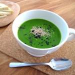 Raw Green Soup