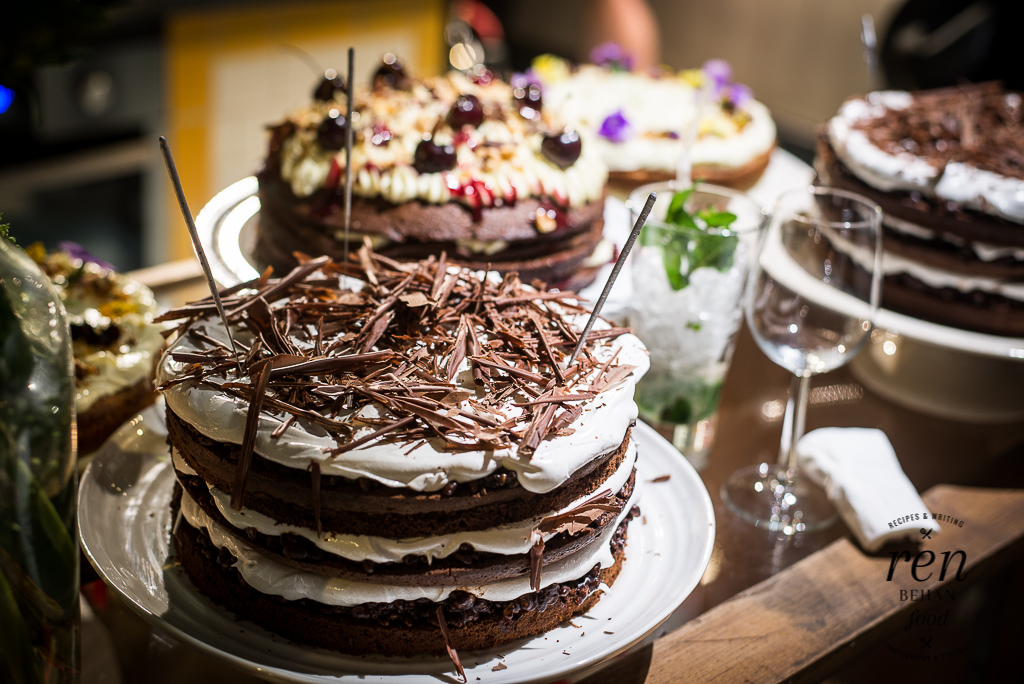 Jamie's Celebration Cake