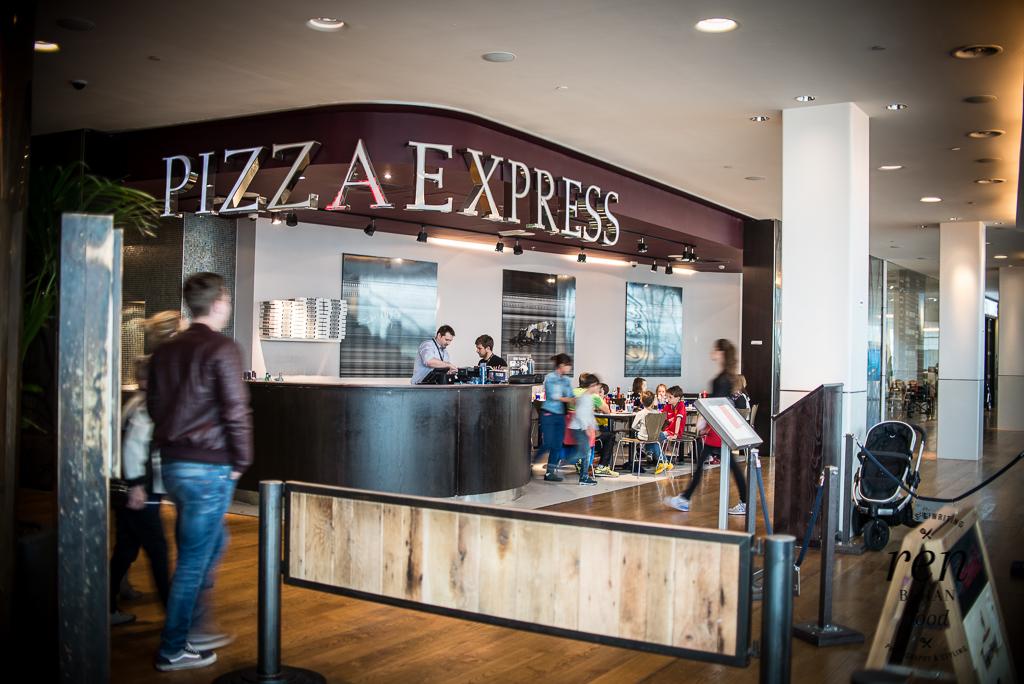 Pizza Express Westfield
