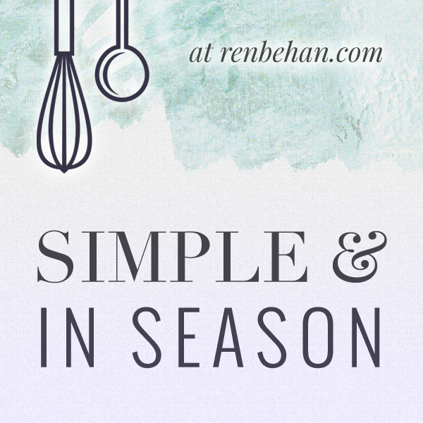 Simple and in Season