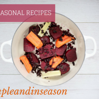 26 Seasonal Recipes – Simple and in Season December Round Up