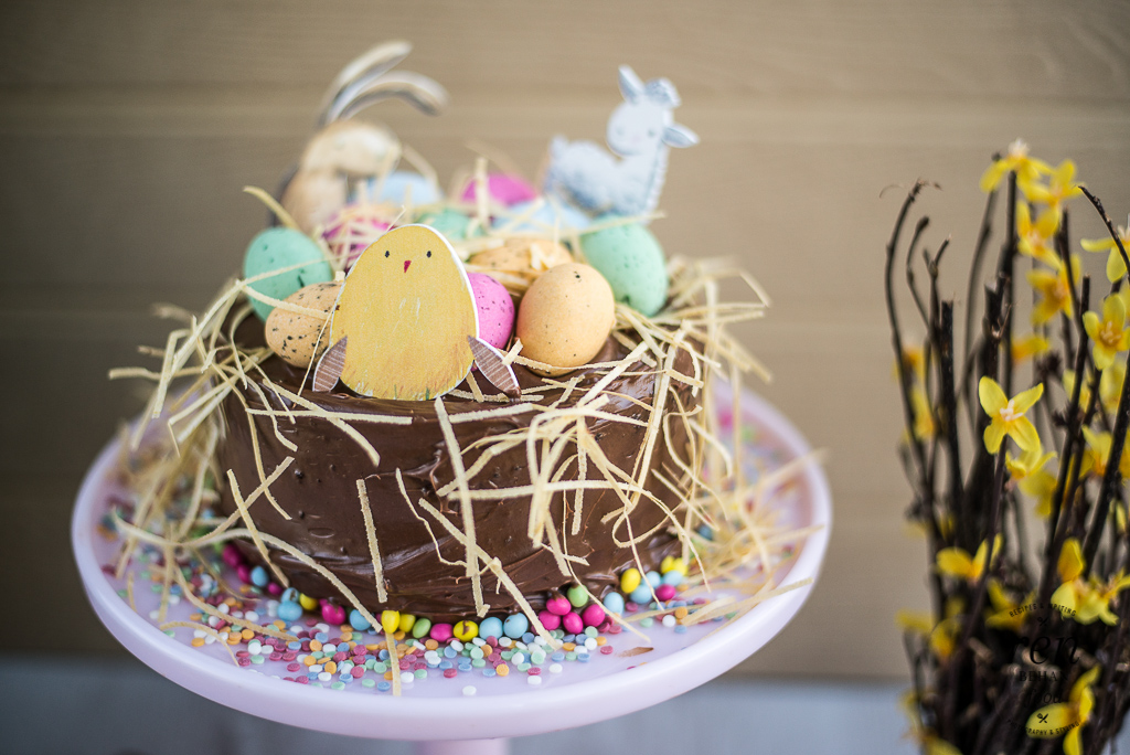 Popular: Easter Chocolate Cake