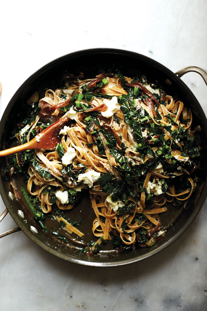 Wholewheat Fettuccine