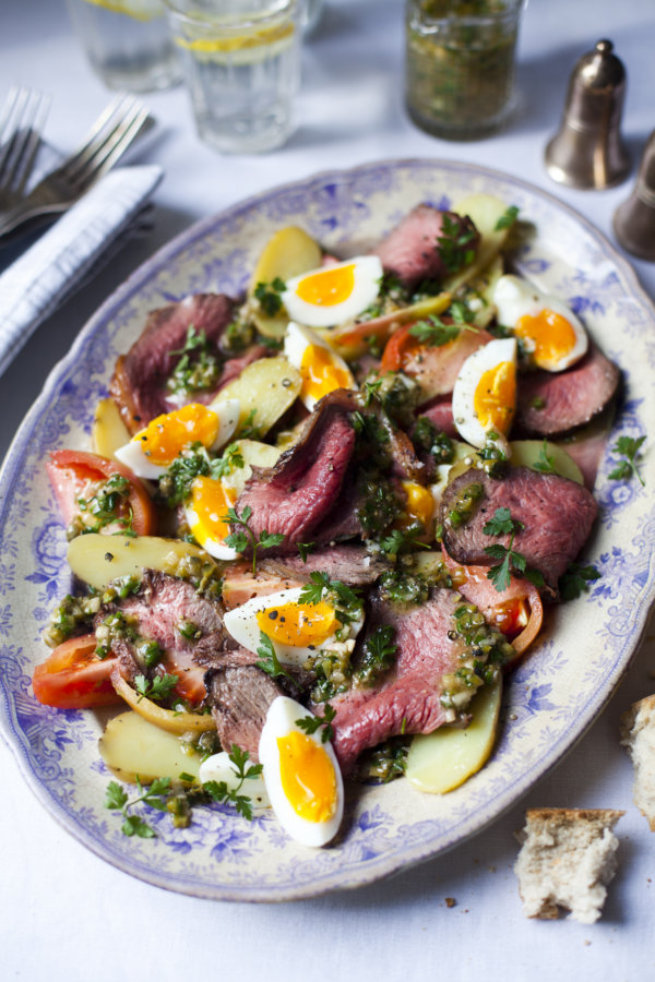 Bord Bia French Beef Salad