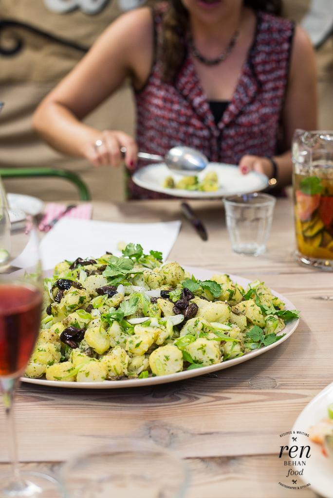 Cypriot Potato Salad