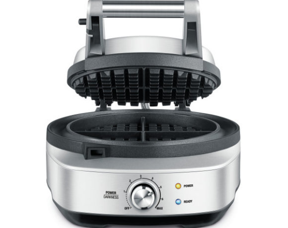 {Win} A Sage by Heston No-Mess Waffle Maker (RRP £99.95)