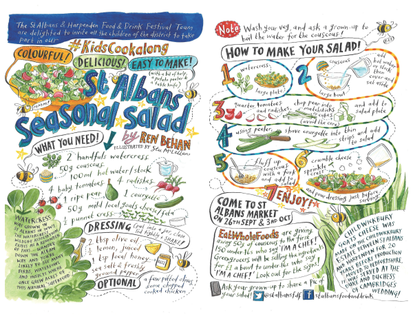 St Albans Salad