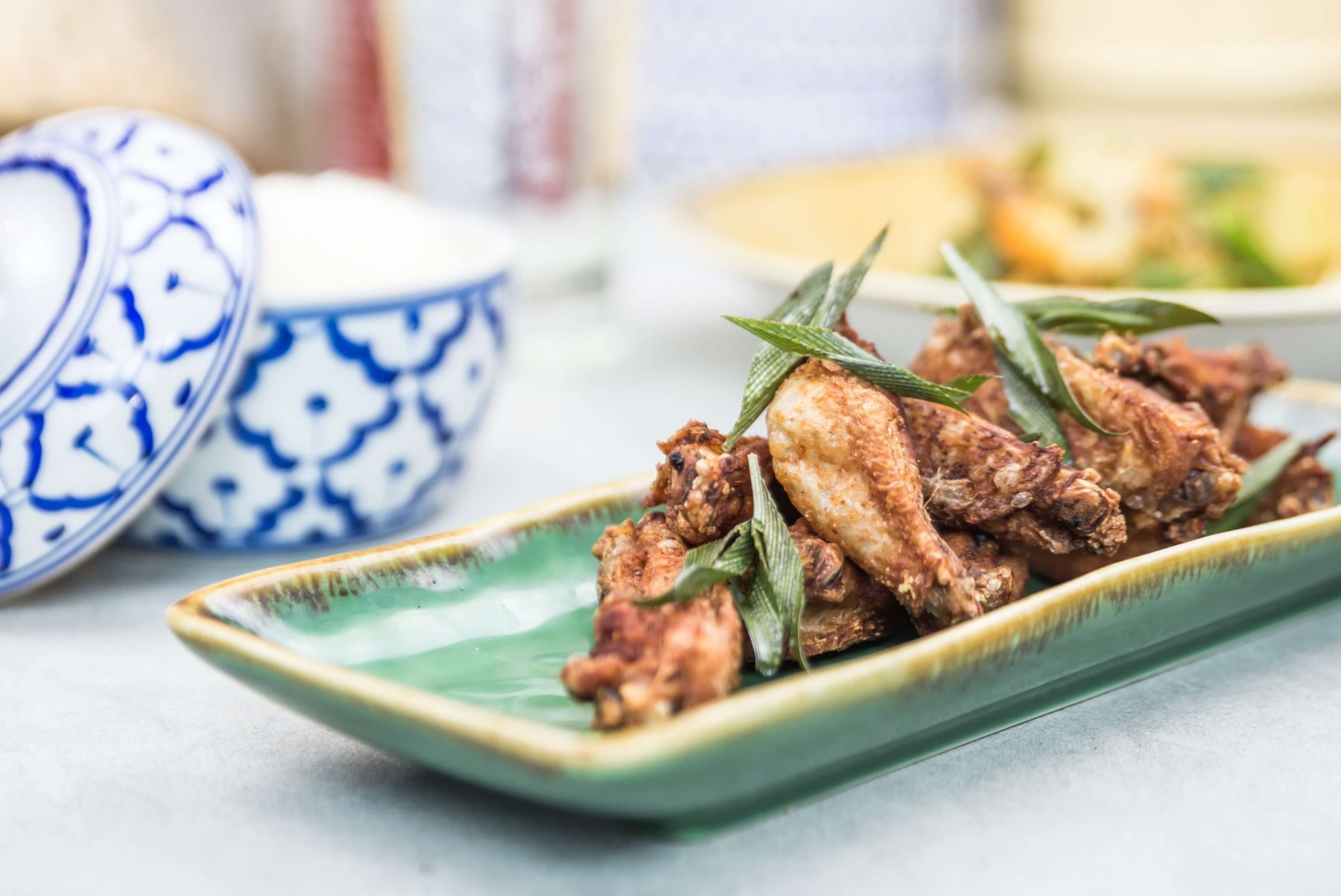 Busaba - chicken wings