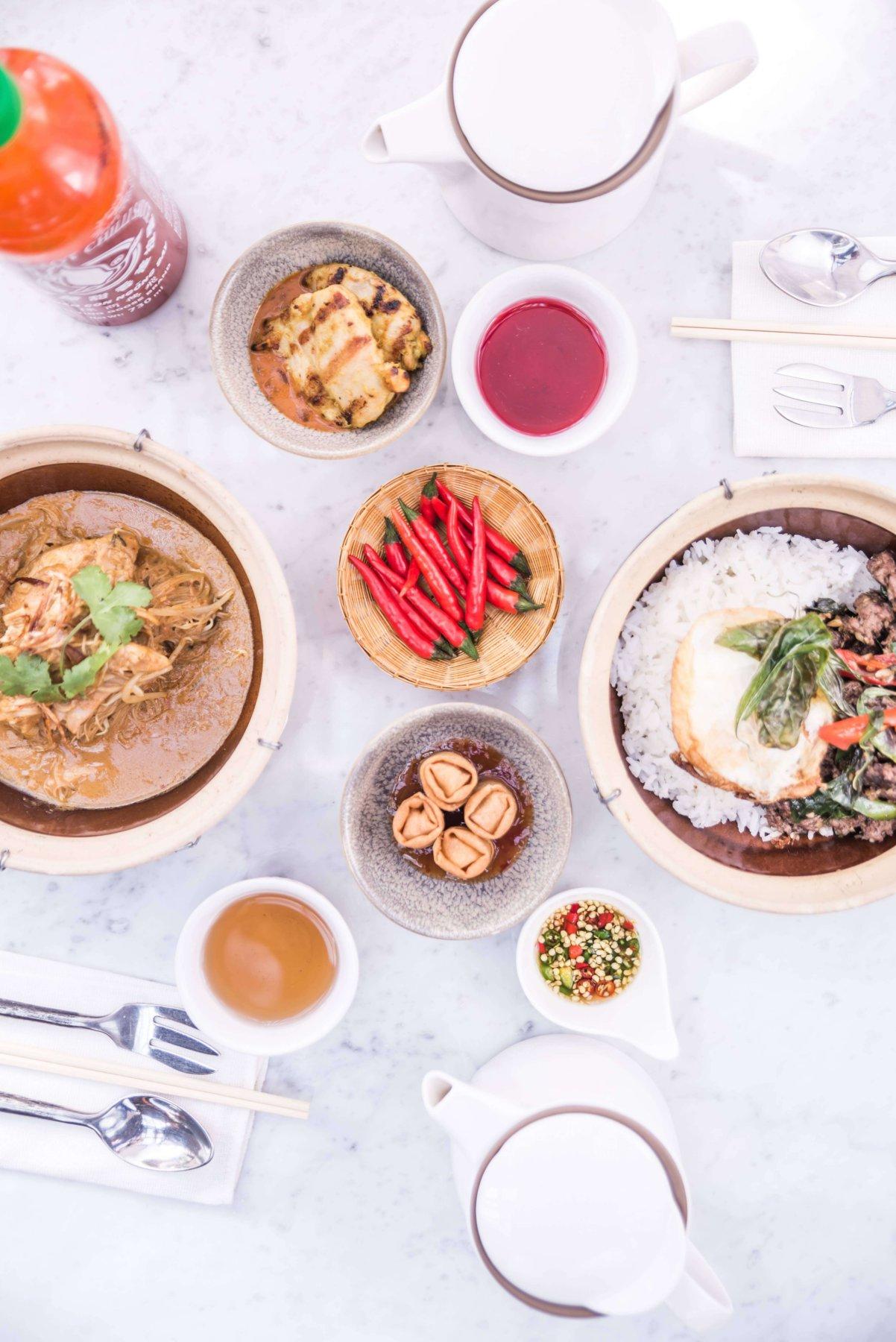 Busaba Thai Food