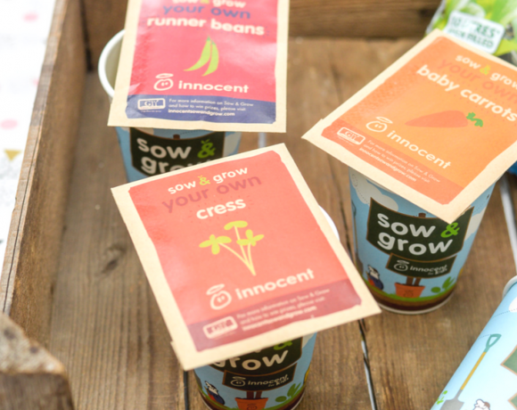 Grow Your Own Food – Sow and Grow with innocent – Getting Started