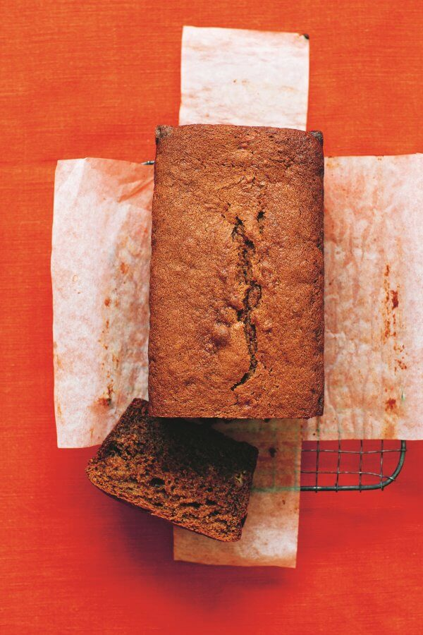Honey and Banana Cake