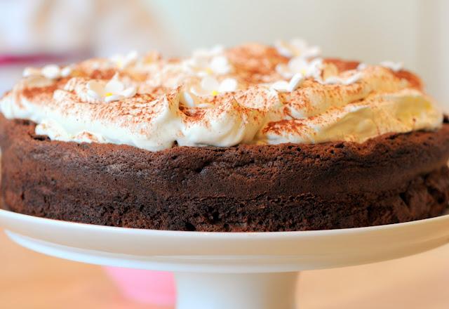 Nigella Chocolate Cloud Cake