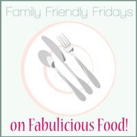 Family Friendly Fridays